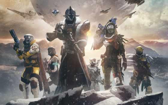 destiny, октябрь, версия, скриншот, состоится, free, release, new, свет, game, uslovnyi