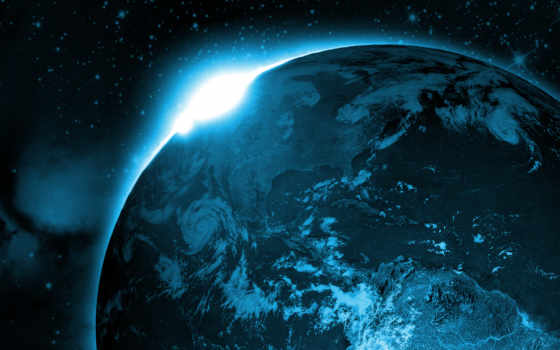 cosmos, land, planet