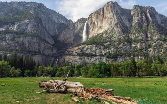 yosemite, park, national