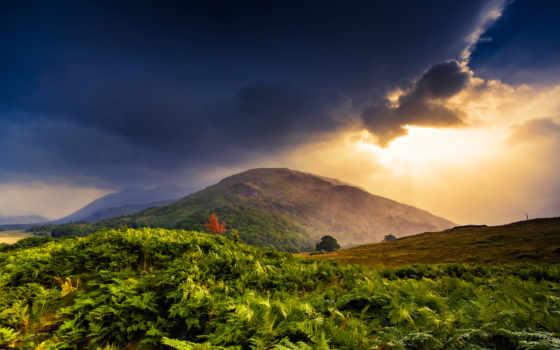 природа, free, тучи, fix, гора, numall, горы, browse, landscape,