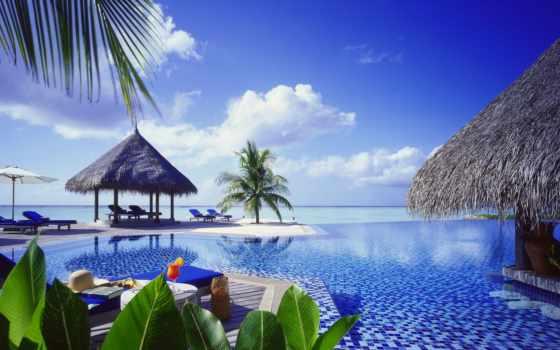 острова, мальдивские, maldives, островов, отдых, индийского,