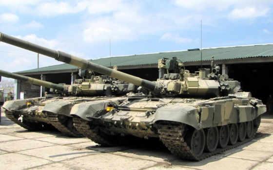 танк, боевой, основной