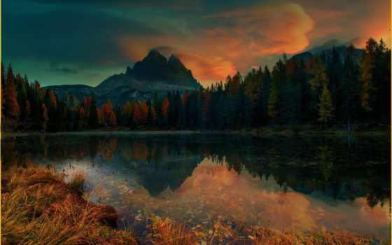 осень, горы, загружено, уже, коллекция, лучшая,