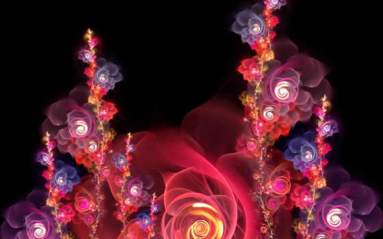 abstract, fractal Фон № 12149 разрешение 1920x1200