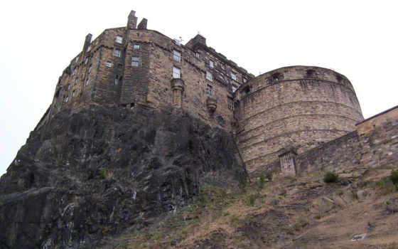 edinburgh, castle