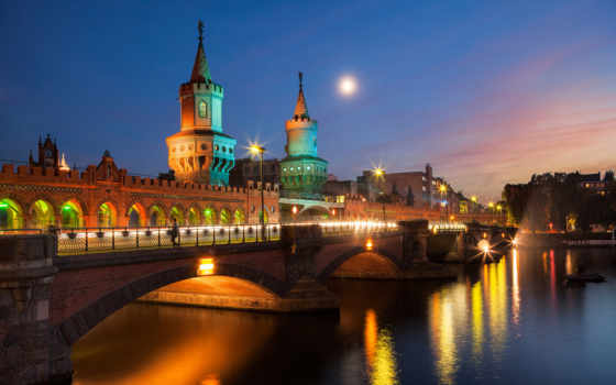 berlin, города, германии