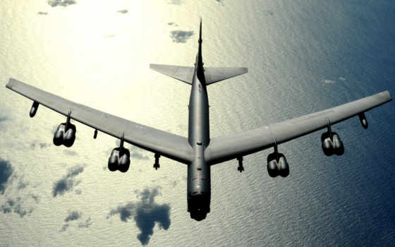 бомбардировщик, военный, самолёт