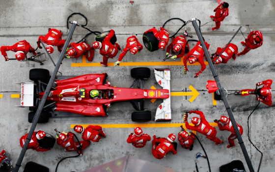formula, racing, one