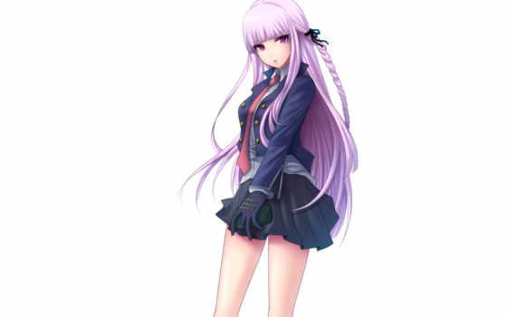 kyouko, kirigiri, anime Фон № 67205 разрешение 1920x1080