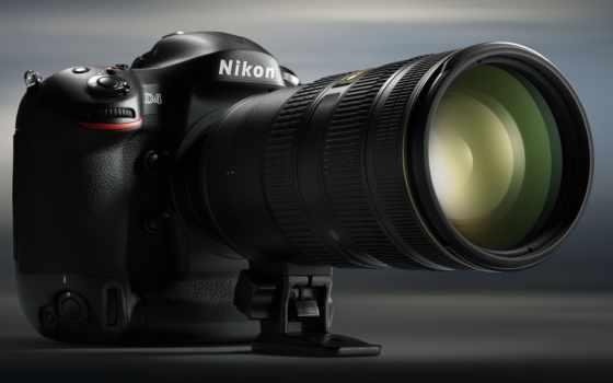 nikon, фотоаппарат, объектив