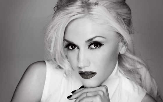 blonde, singer, stefani, гвен, лицо, музыка, дек,