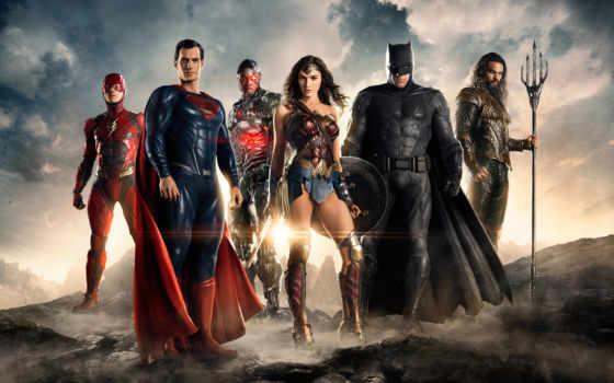 справедливости, лига, часть, league, justice, новых, смотреть, trailer, фильма, сниматься, новости,