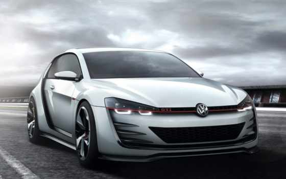 gti, volkswagen, golf, design, vw, vision, engine, concept,
