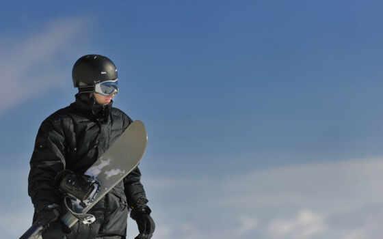 сноуборд, спорт, спортсменка