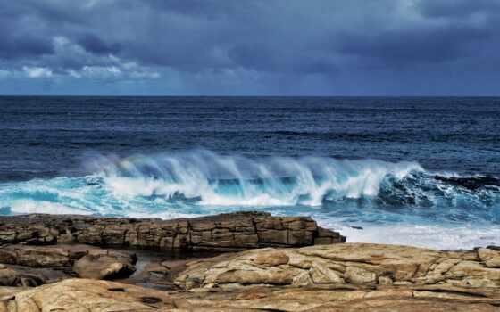 ocean, water, море, gratis, ван, волна
