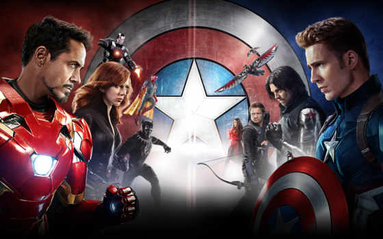 captain, civil, war, america, avenger, initial, противостояние,