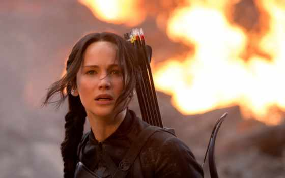 hunger, games, katniss, mockingjay, бой, часть, her, everdeen,