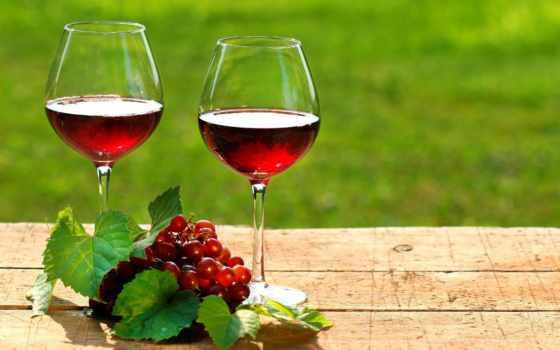 вино, очки, два, red, почти, elegant, glass, лет, ago, white,