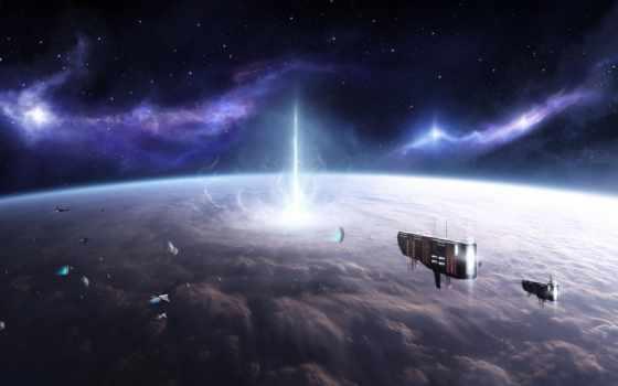 космос, корабли, cosmos, звезды, planet, you, bang,