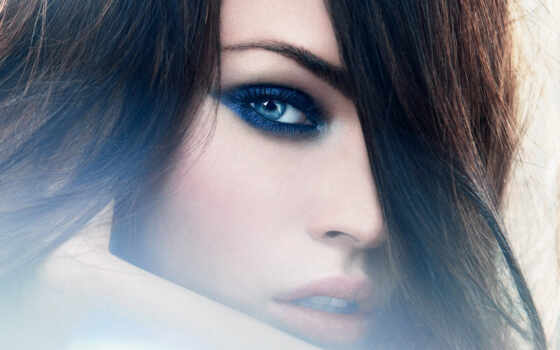 глаз, макияж, blue, eyes, голубых, pinterest, subliminal, pencil,