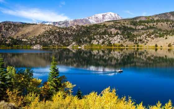 june, озеро, природа, изображение, usa, california, free, фото, desktop, тематика,