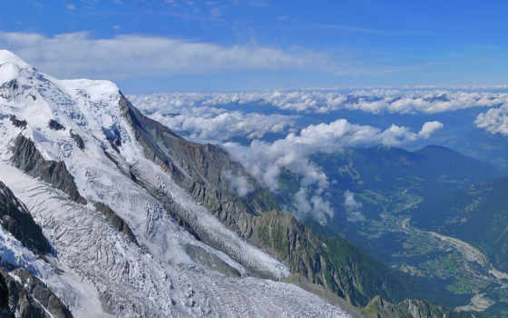 мебель, building, height, горы, пейзажи -, снег, landscape, скалы, панорама, oblaka, природа,
