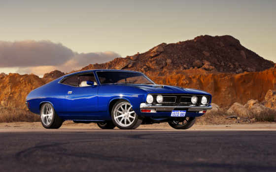 ford, ретро, car, falcon, mustang, gif, cars,
