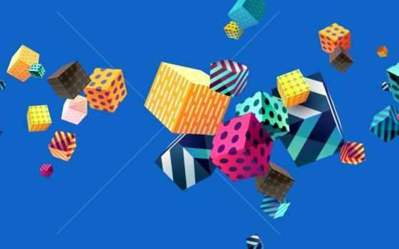 abstract, colorful, color, кубик, современный, абстракция, nouveau, neon, вектор, текстура