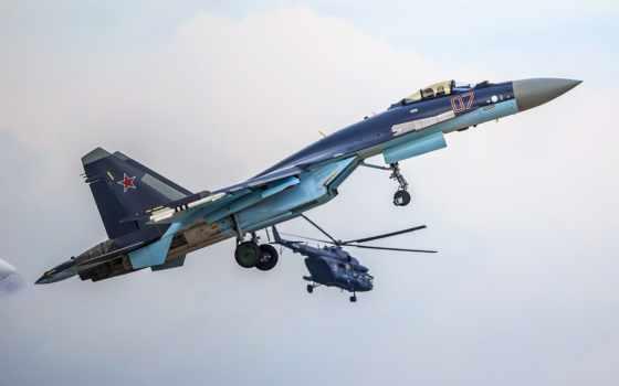 flanker, су-35