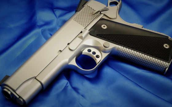 пистолет, кольт