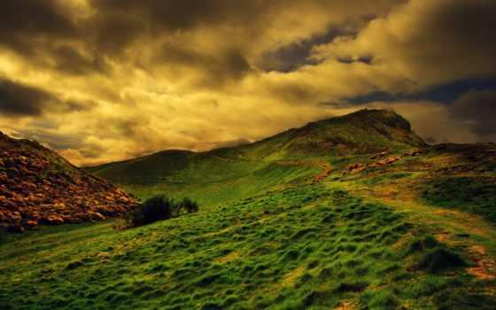 природа, landscape, full, небо, рейтинг, нравится, город, фантастические,