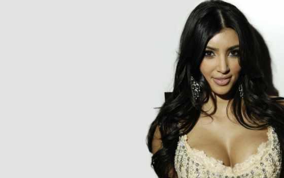 kim, kardashian, ecran