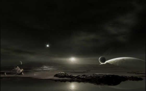 космос, планета Фон № 17457 разрешение 1920x1440