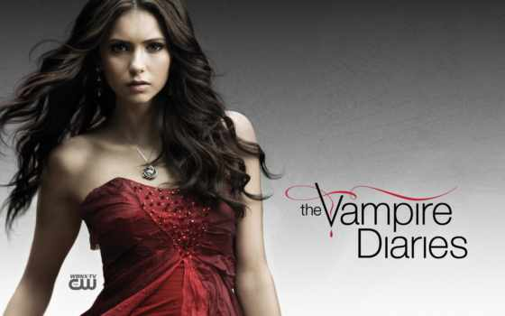 дневники, вампира, vampire