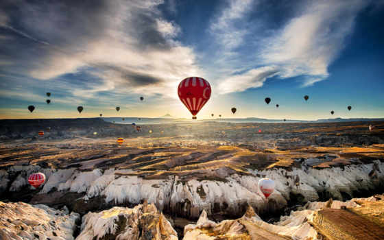 воздушных, шары, воздушные, шаров, поднимаются, февр, вконтакте, turkey, aerial, сотни,