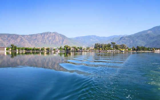 turkey, море, горы, утро, кемера, турцию, пейзажи -,