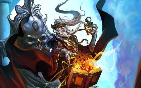 fantasy, магия, art, фэнтези, колдун, картинку, имеет, рисунки, картинка, горизонтали, вертикали, royal, game, маска, monsters, chen, collection, маг, книга, wei, quest,