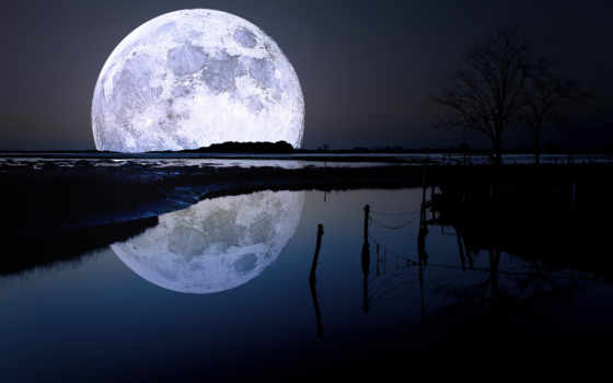 ночной пейзаж Фон № 27544 разрешение 2560x1600