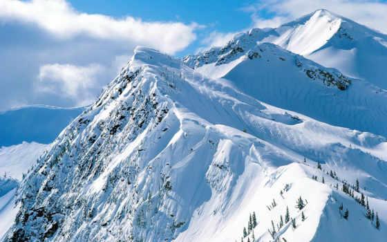 горы, красивые, фотографии
