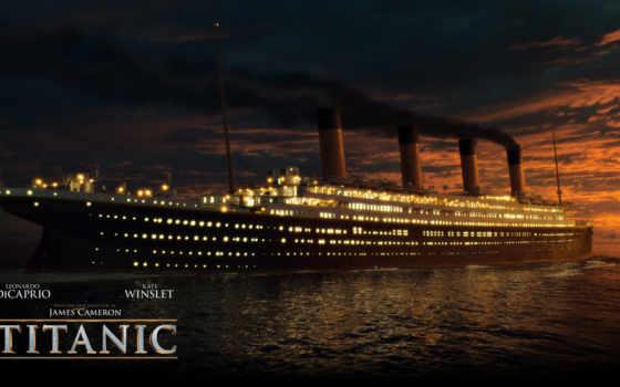 titanic, корабль Фон № 120462 разрешение 1920x1080