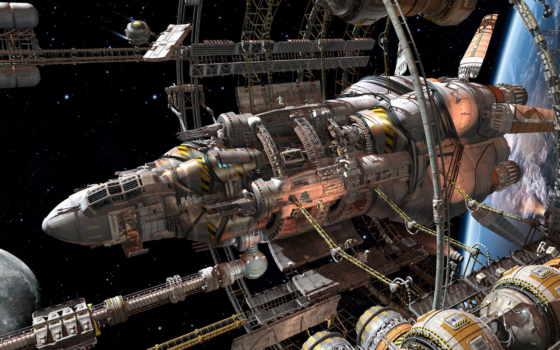 cosmos, техника, sci, космос, будущее, космическая, art, cosmic, стапель, красивые,