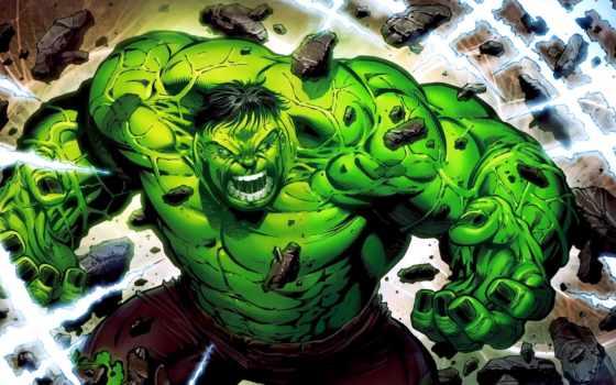 hulk, marvel, халк