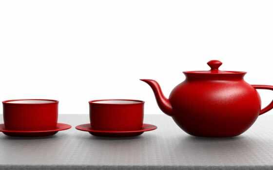 красный, чаепитие, чай, posuda, zavarnika, блюдце, risunok, kruzhok, alisa, chainik, заяц