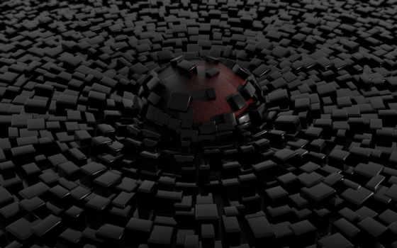abstract, black Фон № 10253 разрешение 1920x1200