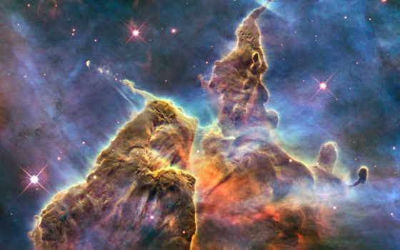 космос, вселенной, planet