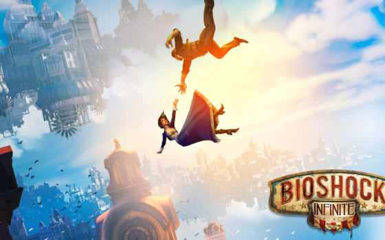 bioshock, infinite, игры,