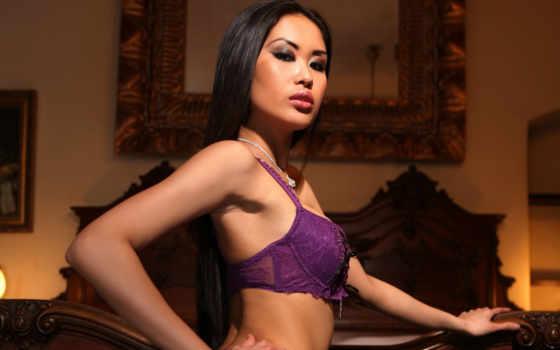 красавица, азии, devushki, марта, красивая, модель, волосы, alina, vacariu,