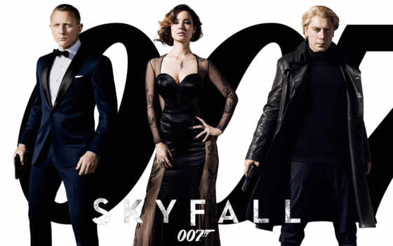 bond, james, skyfall