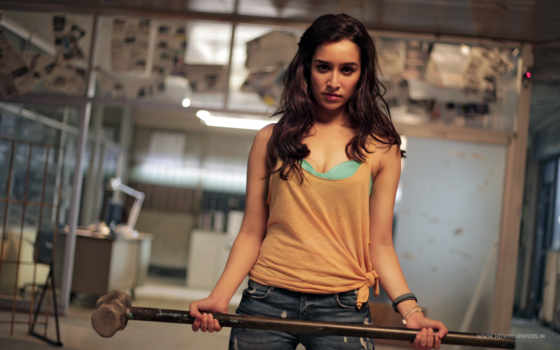 shraddha, kapoor, baaghi, her, action, тигр, сниматься, shroff, into,