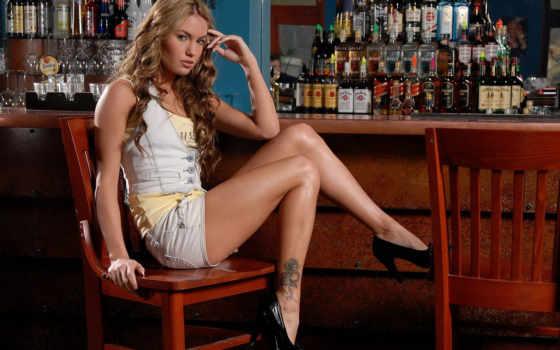 bar, девушка, bare, тату, blonde, светловолосая, devushki, страница, входит, treat,